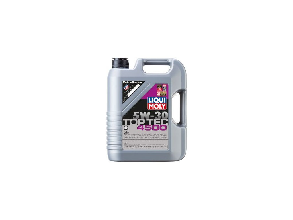 Motorový olej LIQUI MOLY Top Tec 4500 5W-30 3729