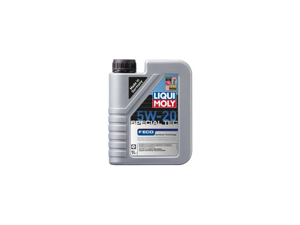 Motorový olej LIQUI MOLY Special Tec F ECO 5W-20 3840