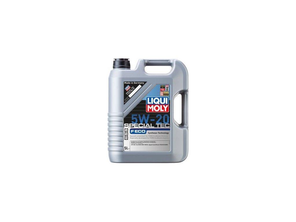 Motorový olej LIQUI MOLY Special Tec F ECO 5W-20 3841