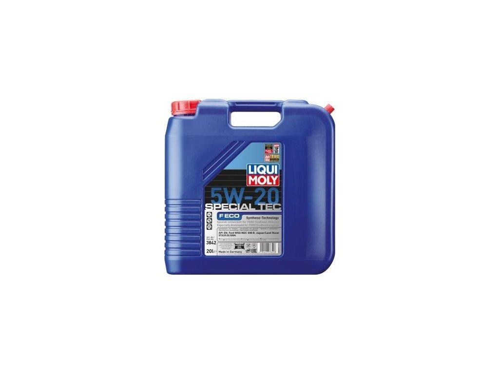 Motorový olej LIQUI MOLY Special Tec F ECO 5W-20 3842