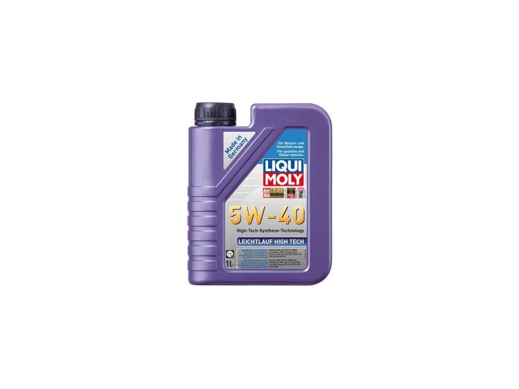 Motorový olej LIQUI MOLY Leichtlauf High Tech 5W-40 3863