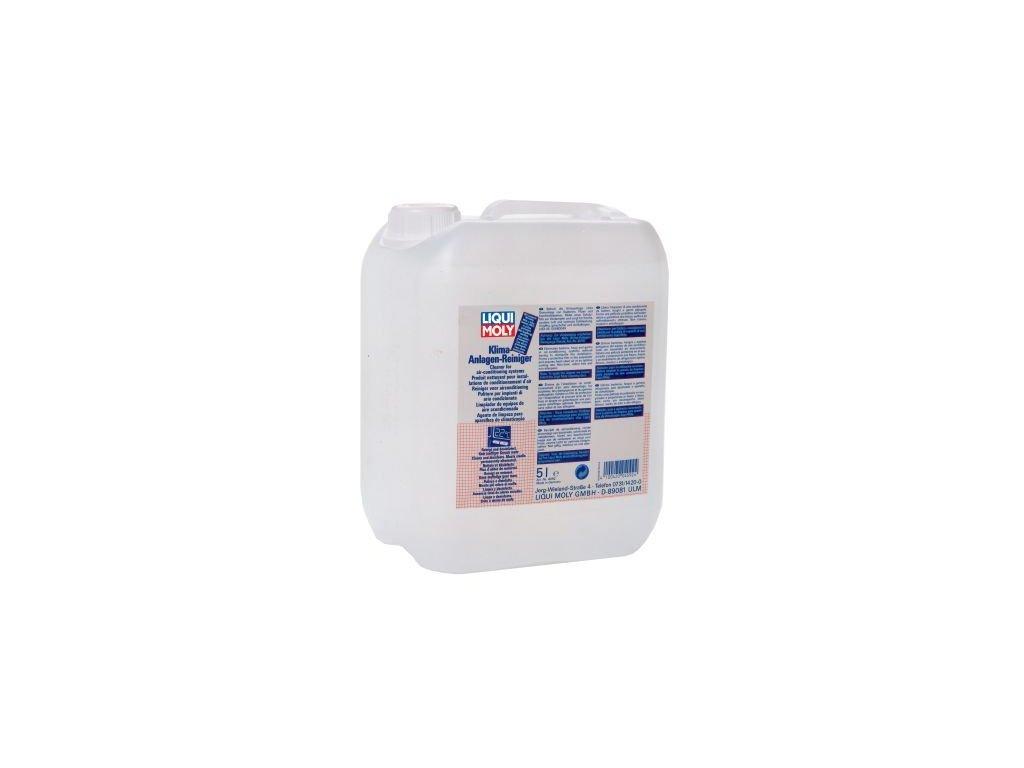 Čistidlo, klimatizace LIQUI MOLY Klima-Anlagen-Reiniger 4092