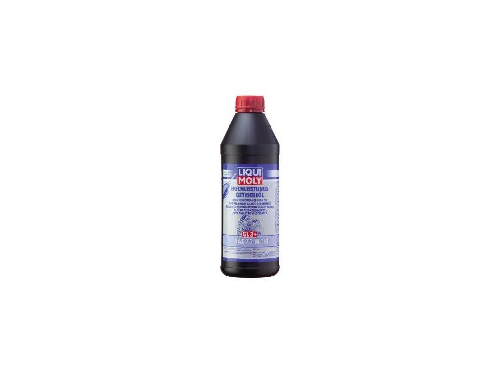 Olej do prevodovky LIQUI MOLY Hochleistungs-Getriebeöl (GL3+) SAE 75W-80 4427