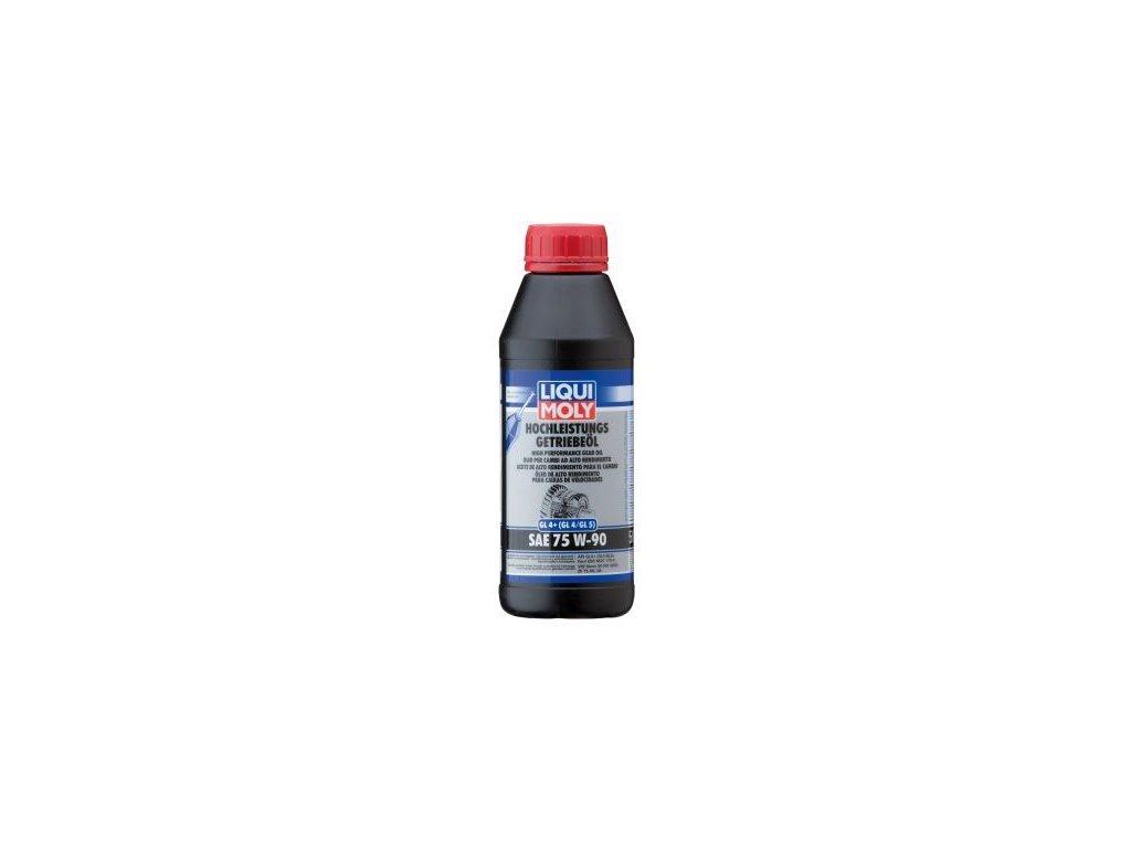 Olej do prevodovky LIQUI MOLY Hochleistungs-Getriebeöl (GL4+) SAE 75W-90 4433