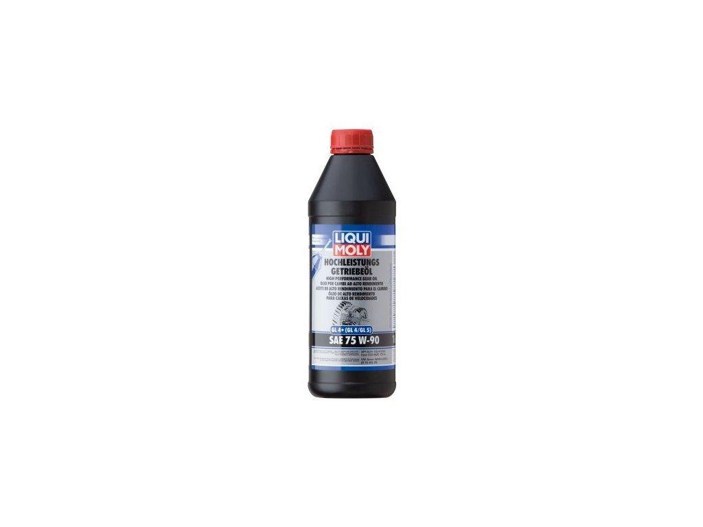 Olej do prevodovky LIQUI MOLY Hochleistungs-Getriebeöl (GL4+) SAE 75W-90 4434