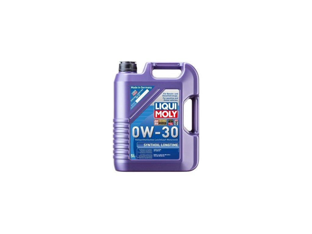 Motorový olej LIQUI MOLY Synthoil Longtime 0W-30 8977