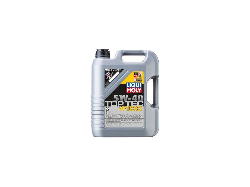 Motorový olej LIQUI MOLY Top Tec 4100 5W-40 9511