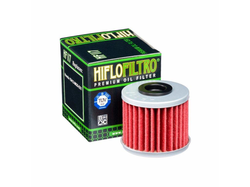 Olejový filtr HF117