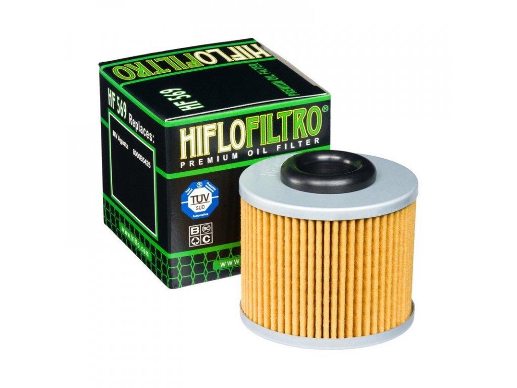 Olejový filtr HF569