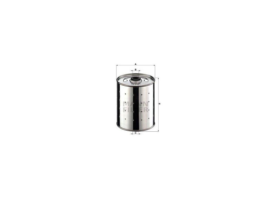 Olejový filtr MANN-FILTER PF 915 n
