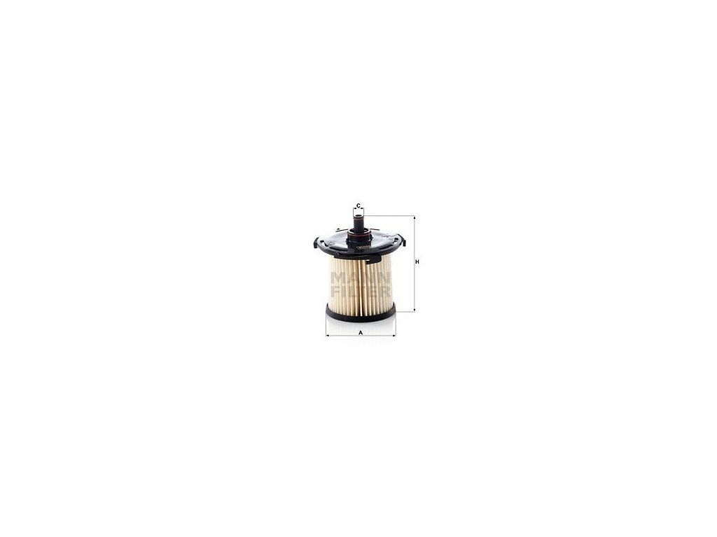 Palivový filtr MANN-FILTER PU 12 003 z