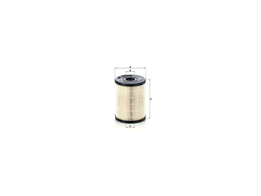 Palivový filtr MANN-FILTER PU 8013 z