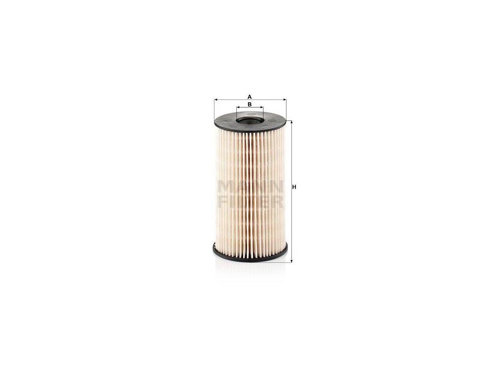 Palivový filtr MANN-FILTER PU 825 x