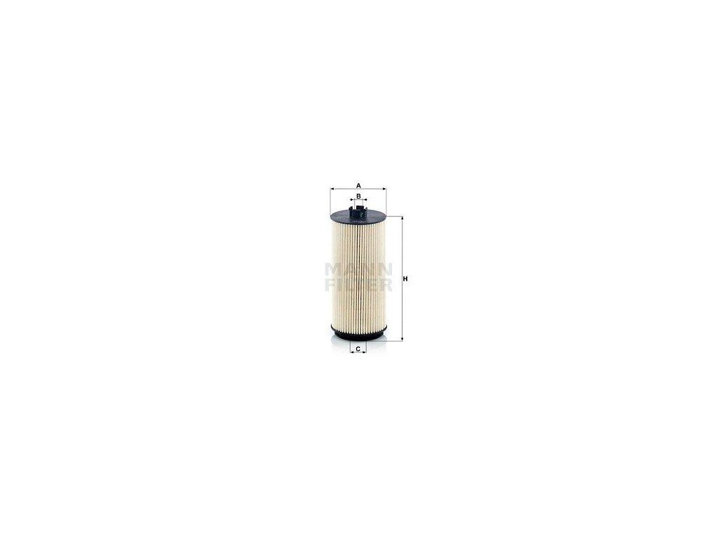 Palivový filtr MANN-FILTER PU 840 x
