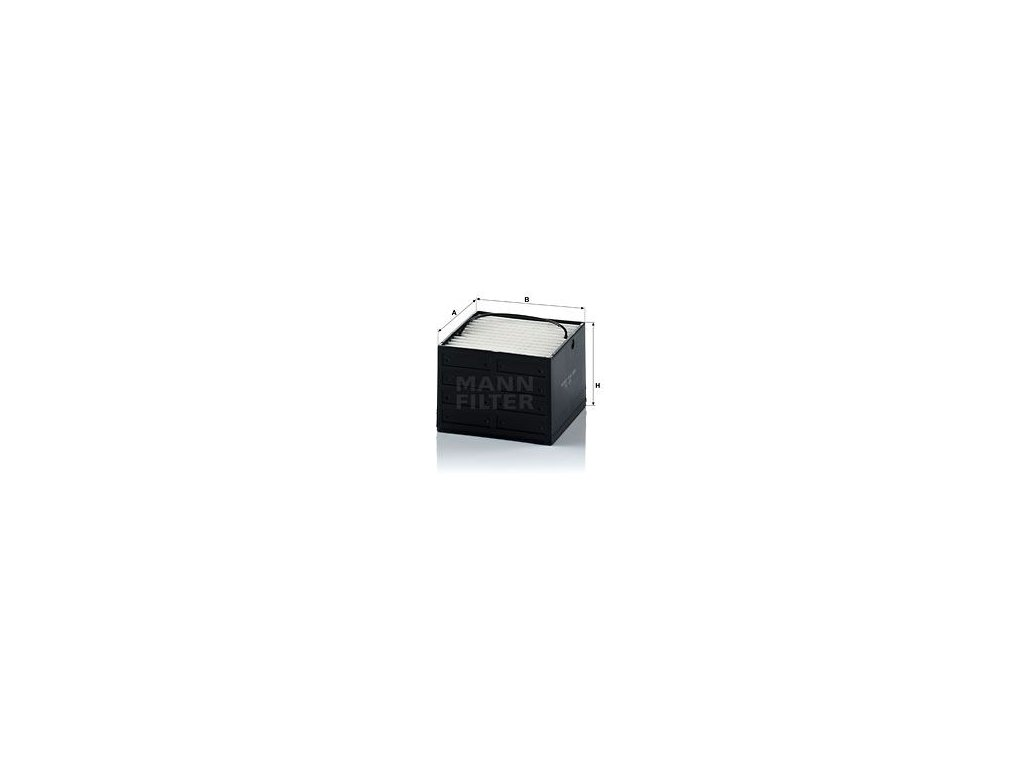 Palivový filtr MANN-FILTER PU 89
