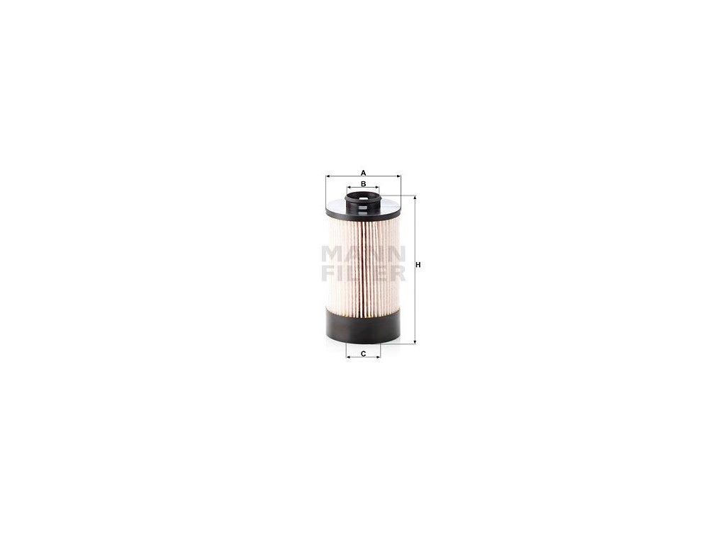 Palivový filtr MANN-FILTER PU 9002/1 z