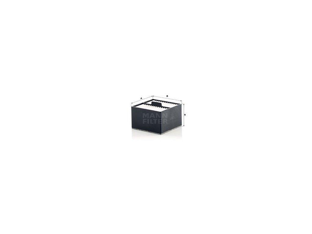 Palivový filtr MANN-FILTER PU 910