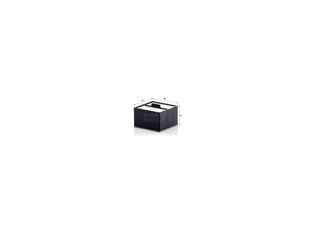 Palivový filtr MANN-FILTER PU 911
