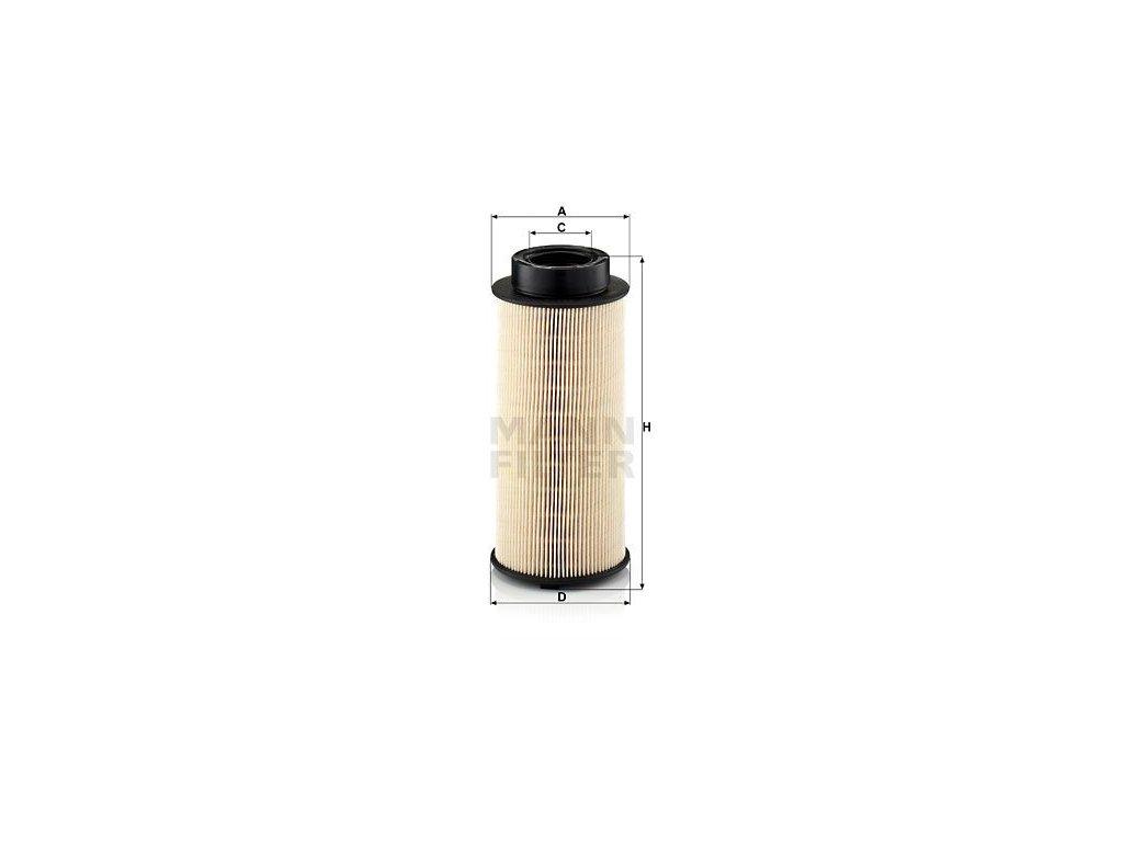 Palivový filtr MANN-FILTER PU 941/1 x