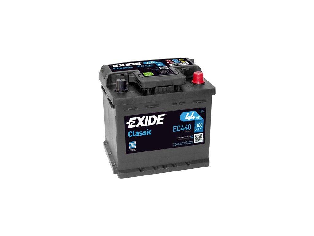 Startovací baterie EXIDE CLASSIC * EC440