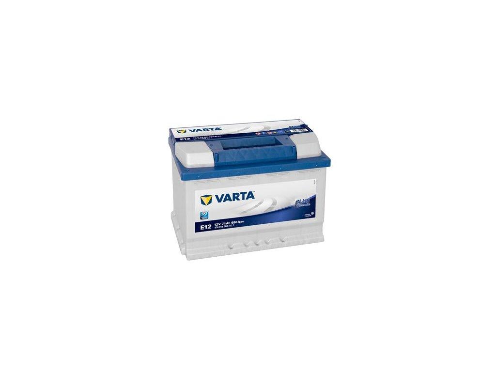 Startovací baterie VARTA BLUE dynamic 5740130683132