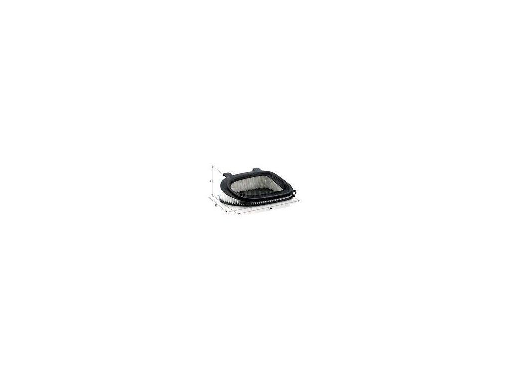 Vzduchový filtr MANN-FILTER C 36 014