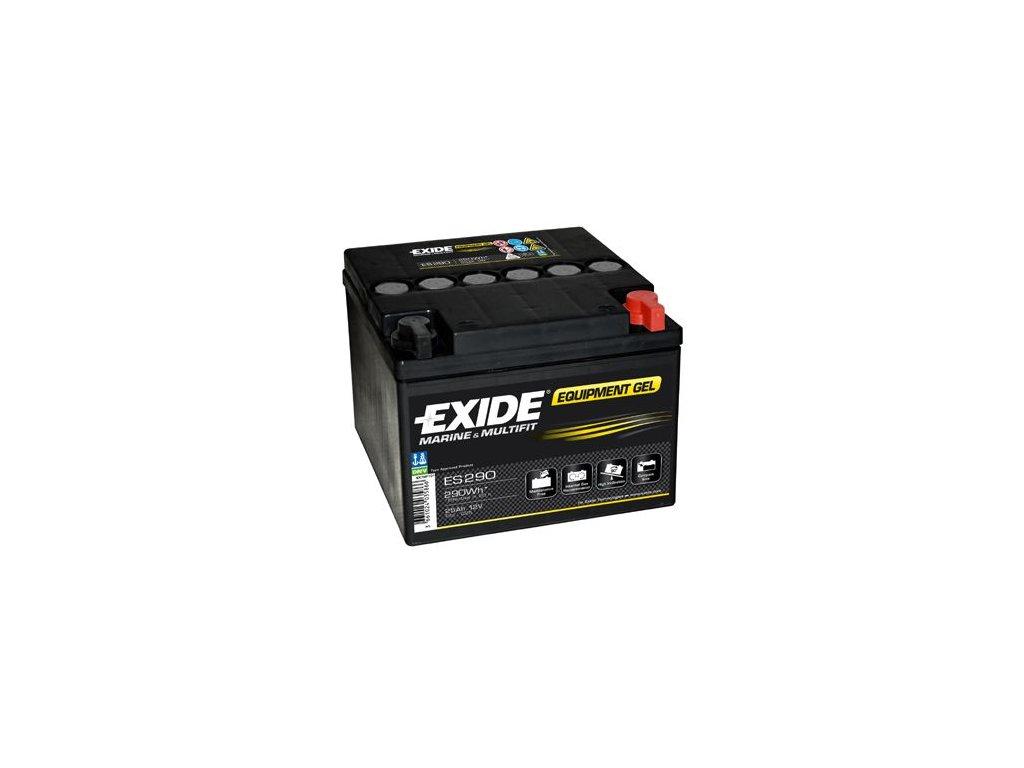Startovací baterie EXIDE EXIDE Equipment GEL ES290