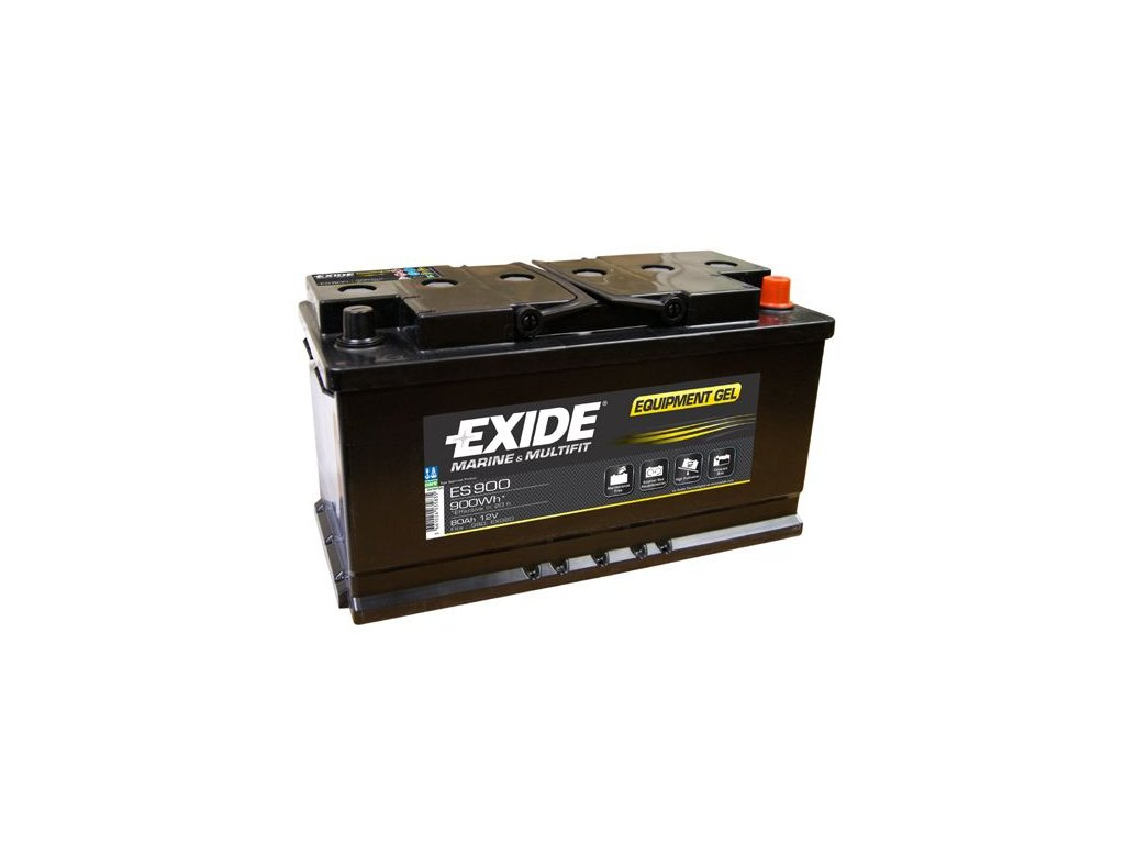 Startovací baterie EXIDE EXIDE Equipment GEL ES900