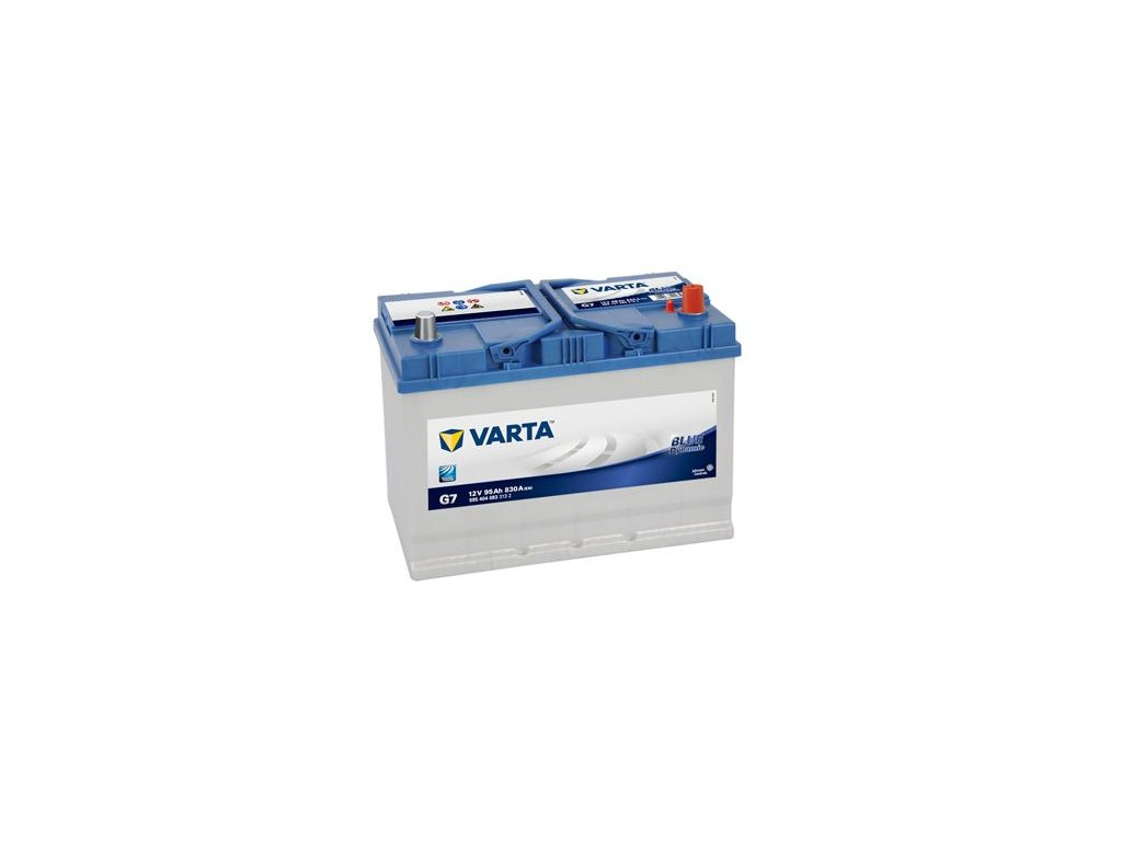 Startovací baterie VARTA BLUE dynamic 5954040833132