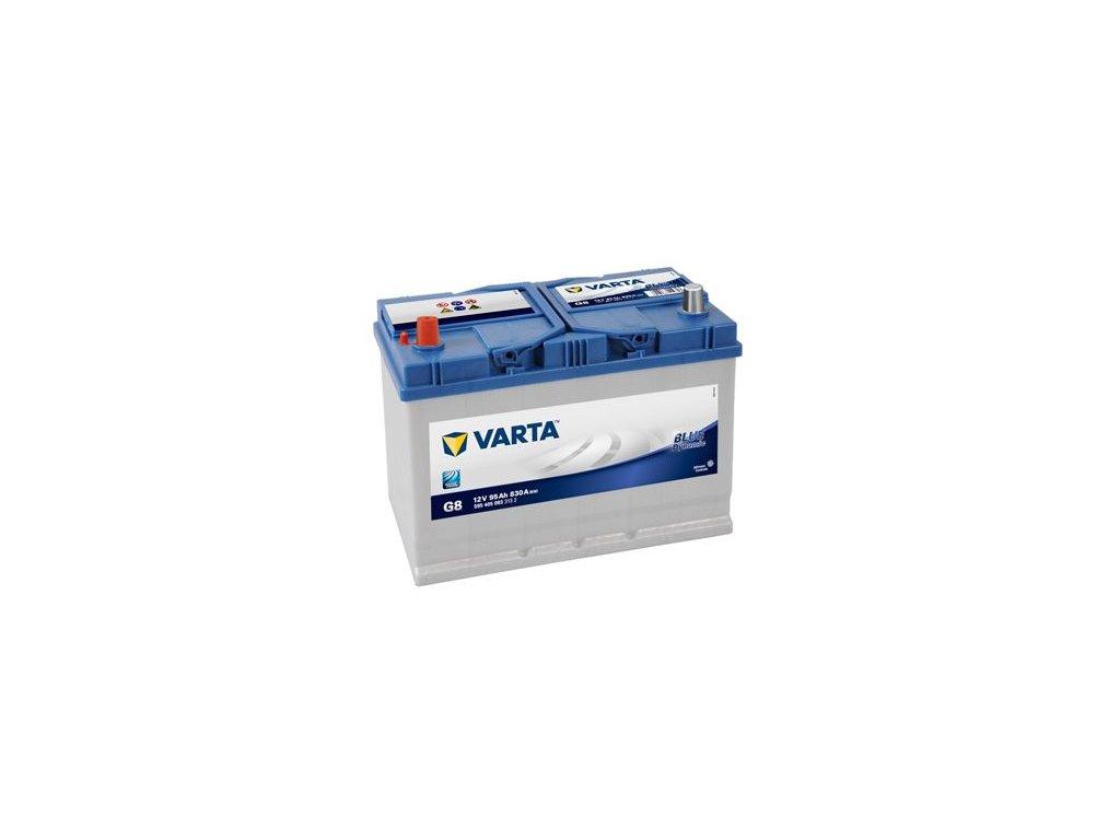 Startovací baterie VARTA BLUE dynamic 5954050833132