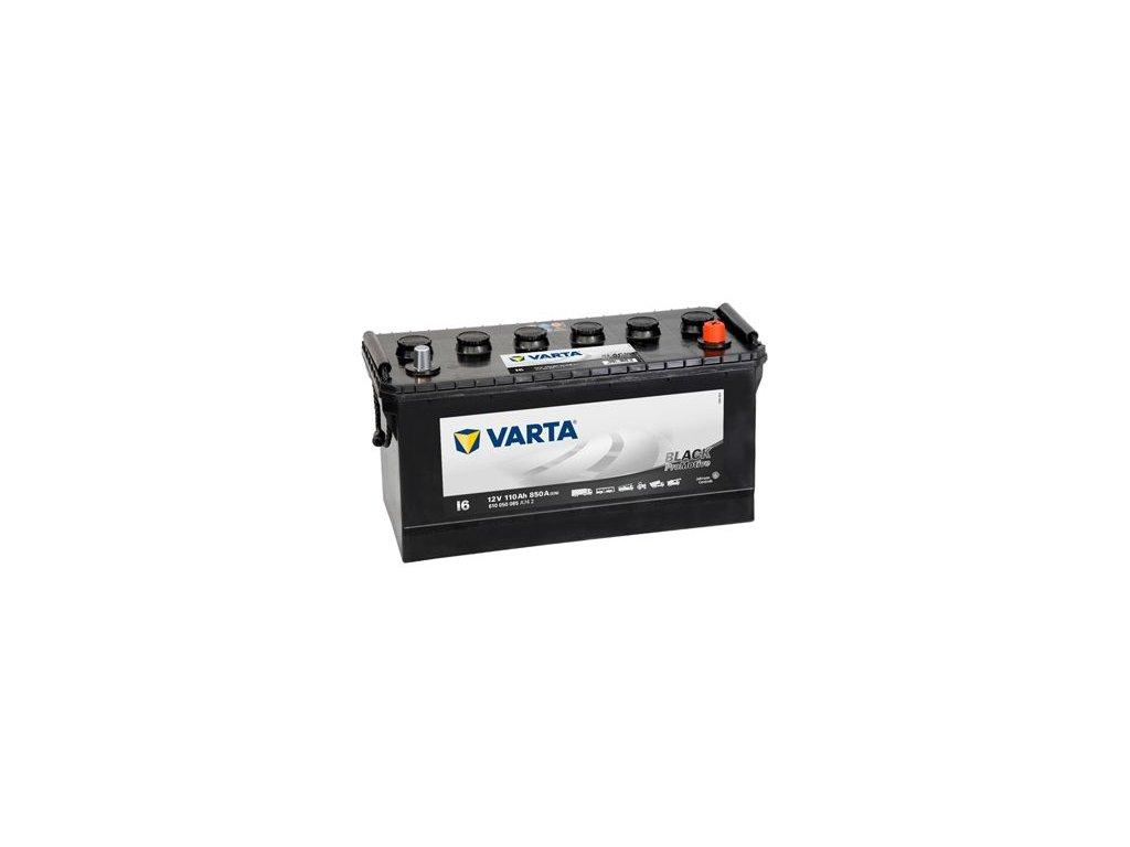 Startovací baterie VARTA ProMotive HD 610050085A742