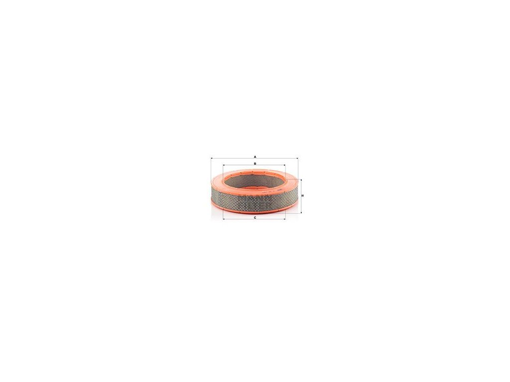 Vzduchový filtr MANN-FILTER C 36 157