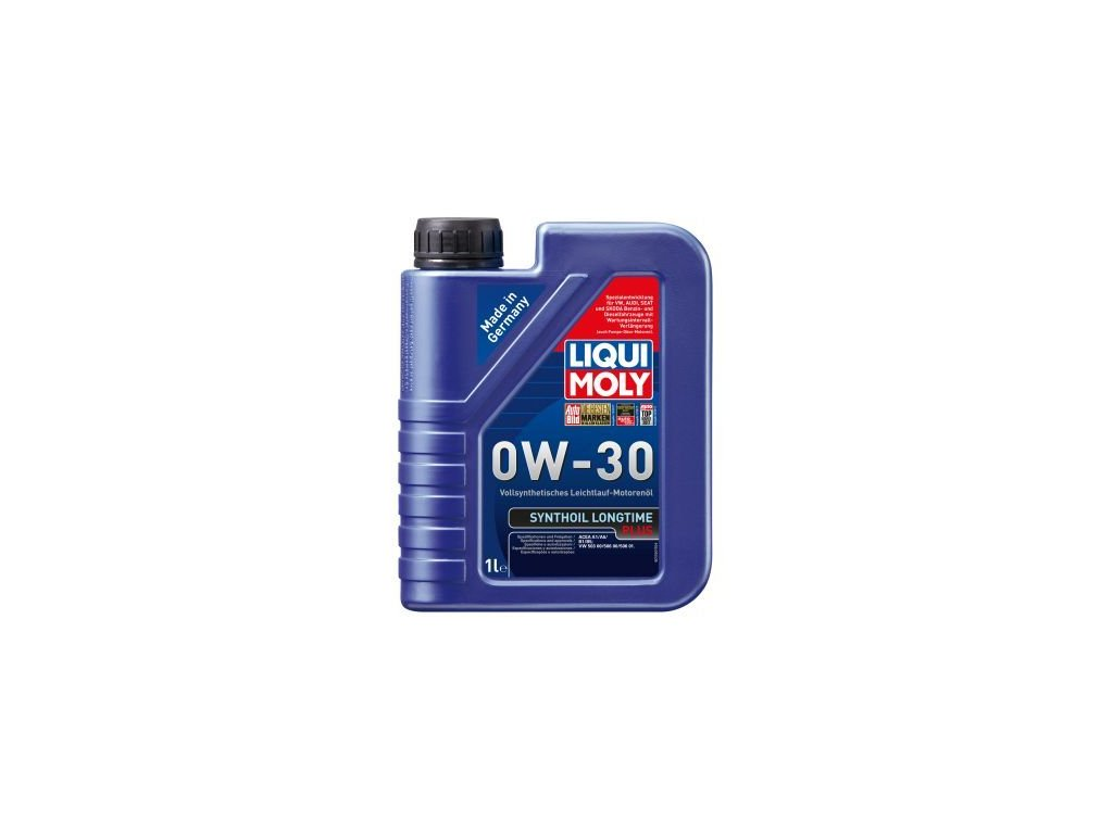 Motorový olej LIQUI MOLY Synthoil Longtime Plus 0W-30 1150