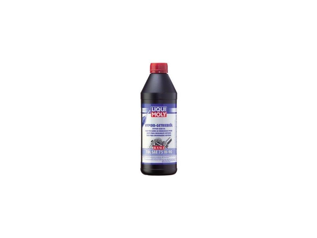 Olej do prevodovky LIQUI MOLY Hypoid-Getriebeöl (GL4/5) TDL SAE 75W-90 1407
