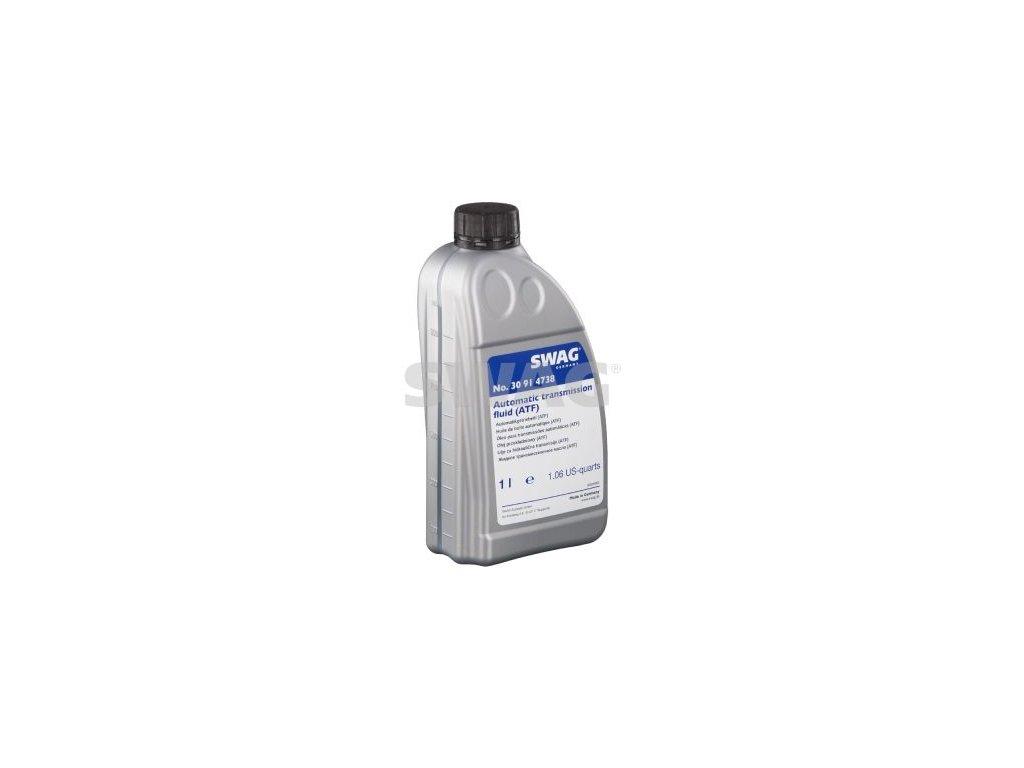 Olej do automatické převodovky SWAG 30 91 4738