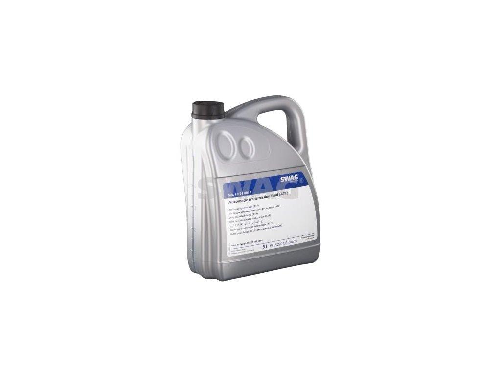 Olej do automatické převodovky SWAG 10 93 0017