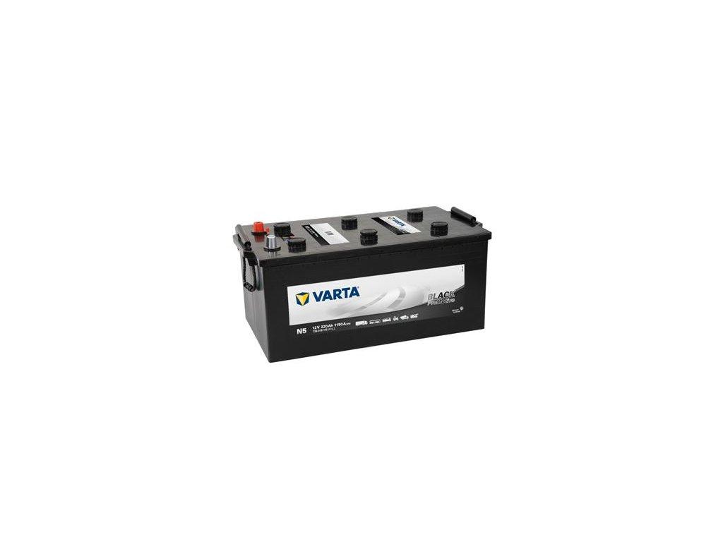 Startovací baterie VARTA ProMotive HD 720018115A742