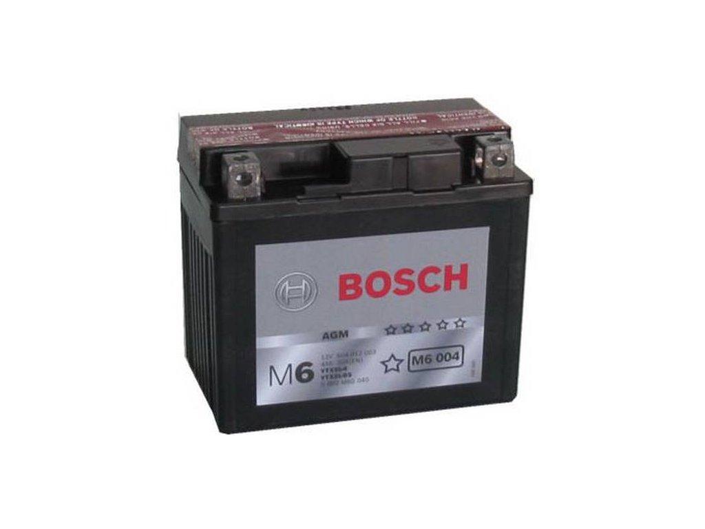 Startovací baterie BOSCH M6 0 092 M60 040