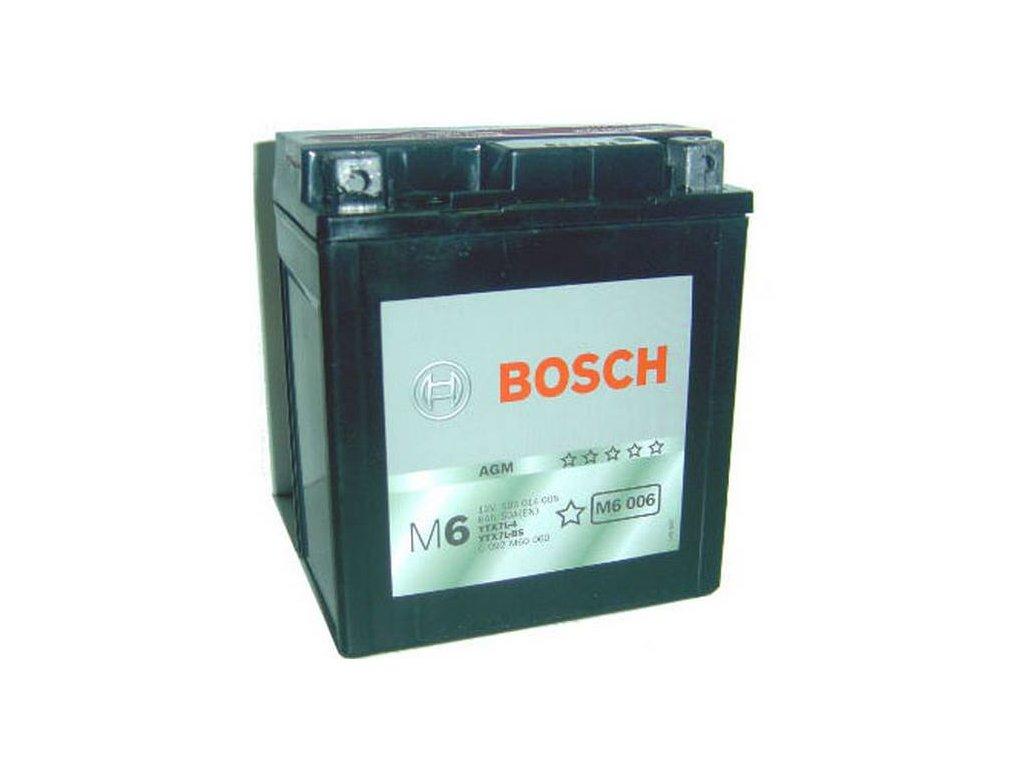 Startovací baterie BOSCH M6 0 092 M60 060