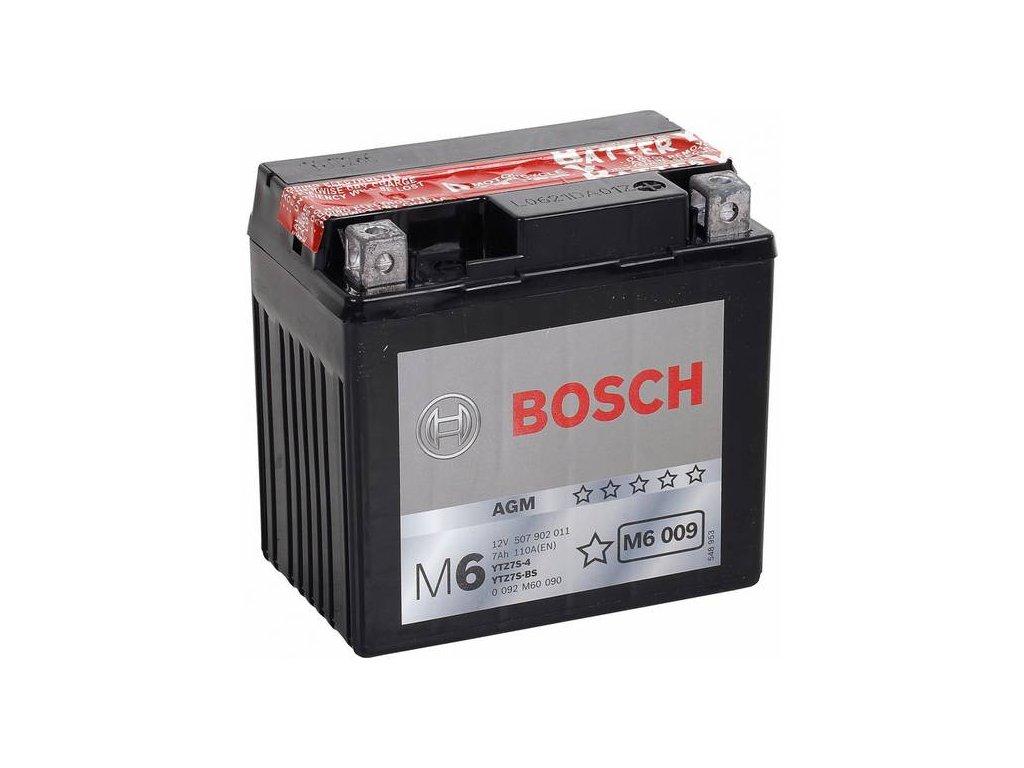Startovací baterie BOSCH M6 0 092 M60 090