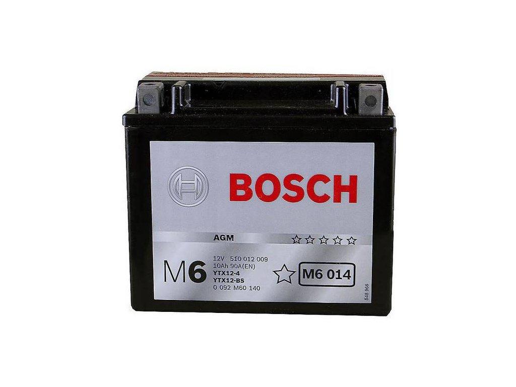 Startovací baterie BOSCH M6 0 092 M60 140