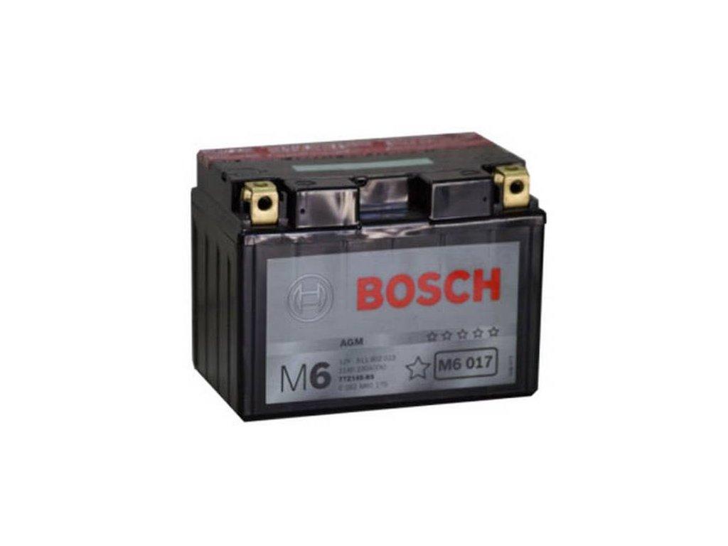 Startovací baterie BOSCH M6 0 092 M60 170