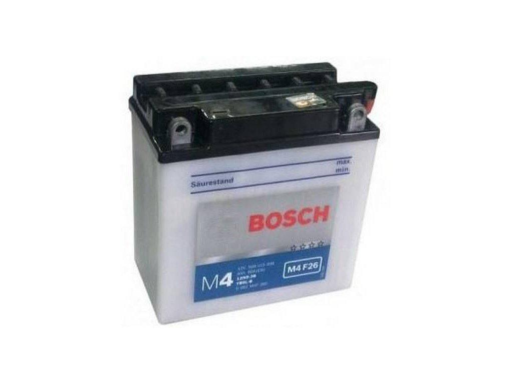 Startovací baterie BOSCH M4 Fresh Pack 0 092 M4F 260