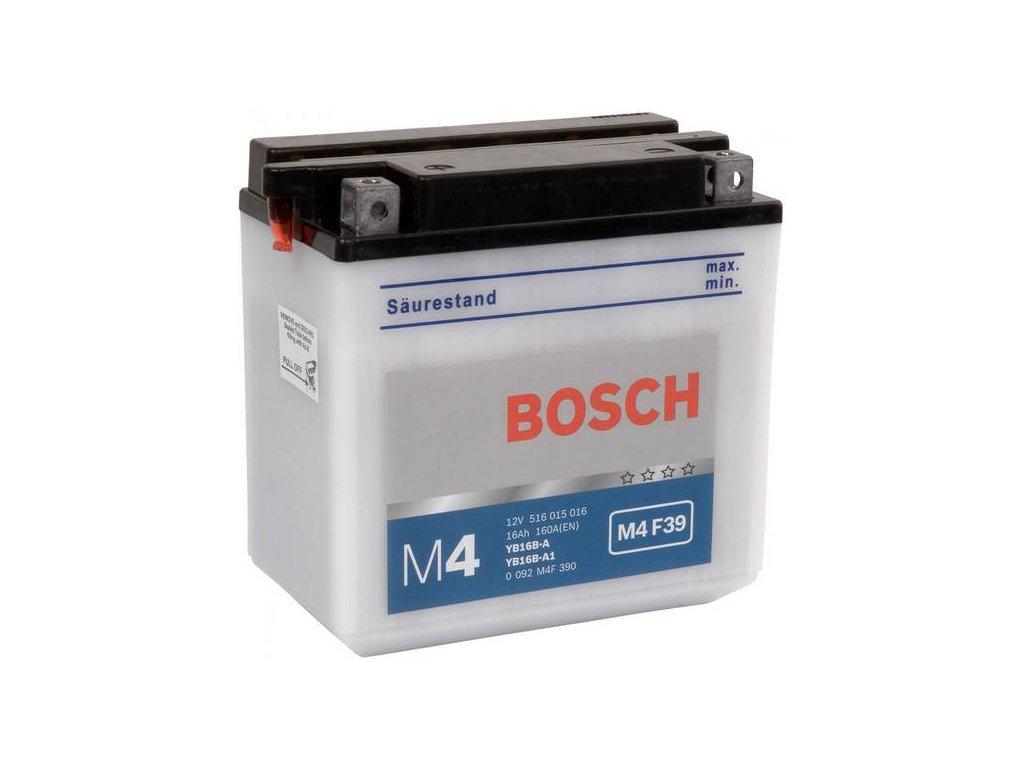 Startovací baterie BOSCH M4 Fresh Pack 0 092 M4F 390