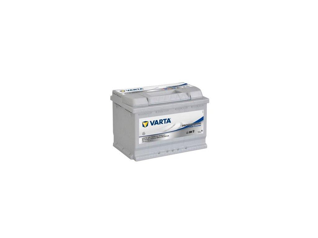 Startovací baterie VARTA Professional Dual Purpose 930075065B912