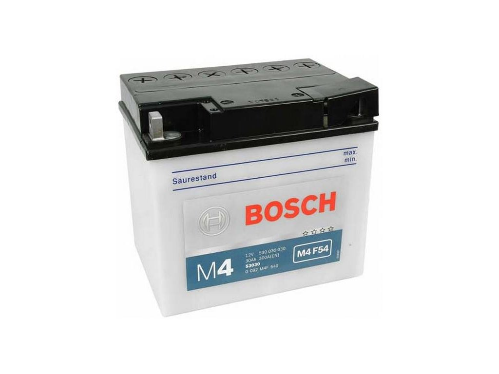 Startovací baterie BOSCH M4 Fresh Pack 0 092 M4F 540