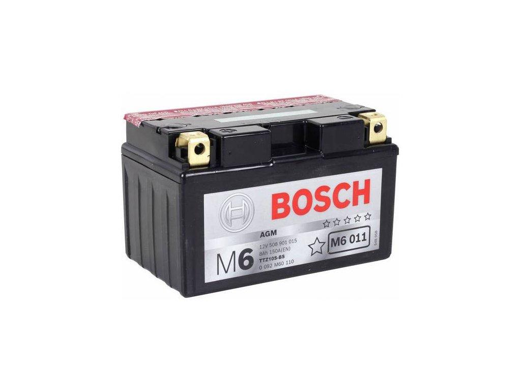 Startovací baterie BOSCH M6 0 092 M60 110