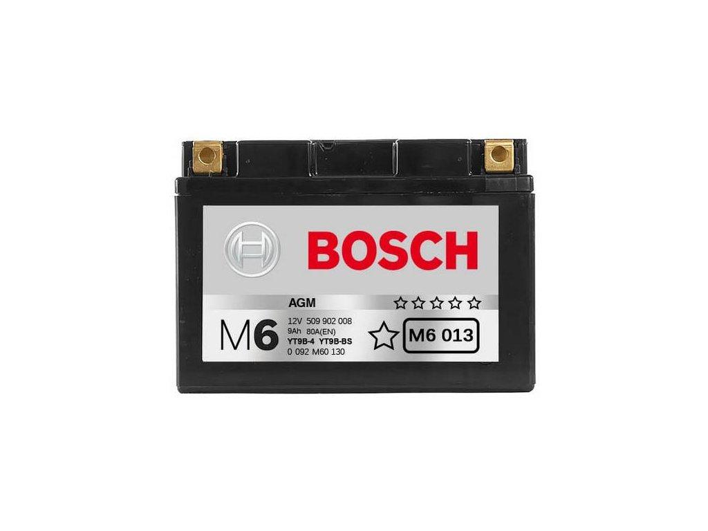 Startovací baterie BOSCH M6 0 092 M60 130