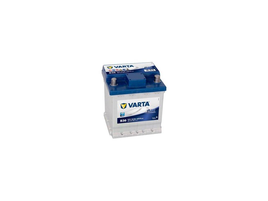 Startovací baterie VARTA BLUE dynamic 5444010423132
