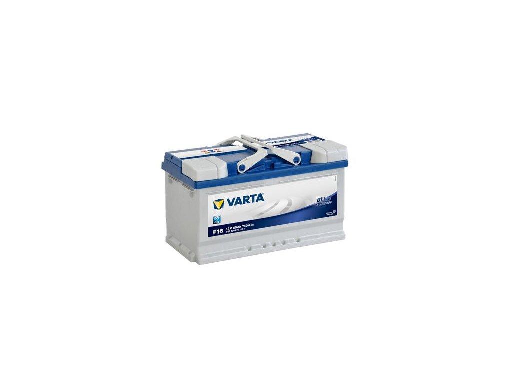 Startovací baterie VARTA BLUE dynamic 5804000743132